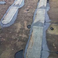 Bij het jaarlijks onderhoud kunnen kleine reparaties uitgevoerd worden.