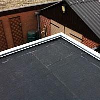 renovatie van platte daken